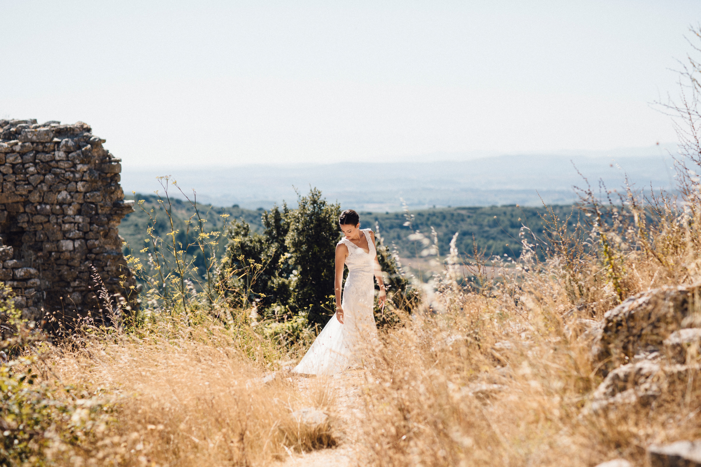 wedding, france wedding, bhldn, chateau, paperbird, paperbird photography, wedding dress